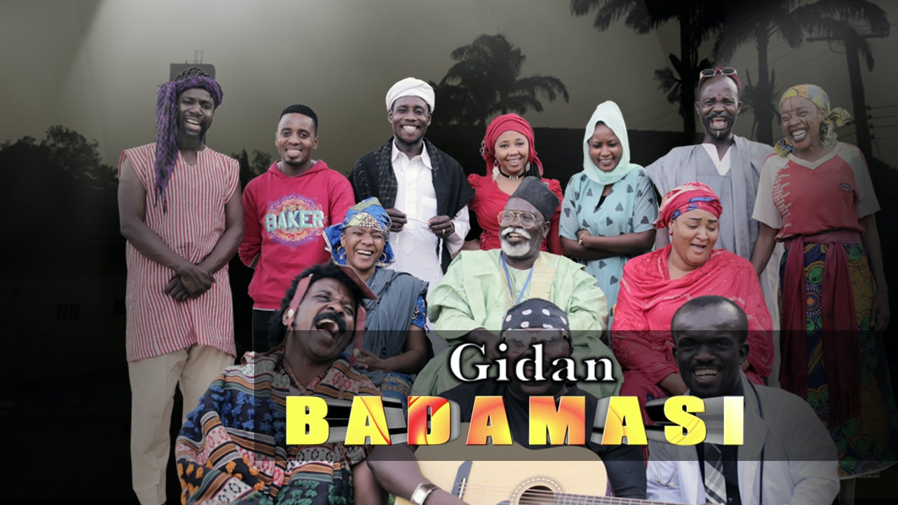 Gidan Badamasi (New Sit - Com Series)