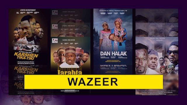 Kannywood Movie | Wazeer