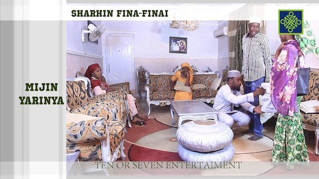Sharhin Finafinai Episode 8