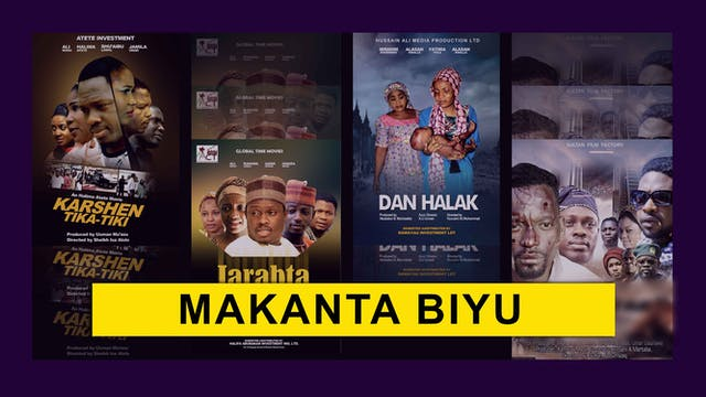 Kannywood Movie | Makanta Biyu