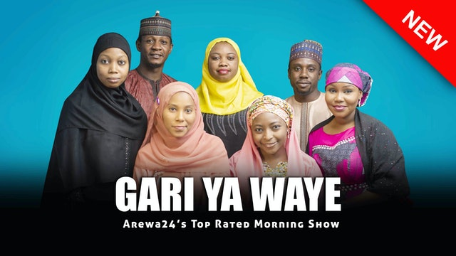Gari Ya Waye | Zango Na 10 | Kashi Na 39