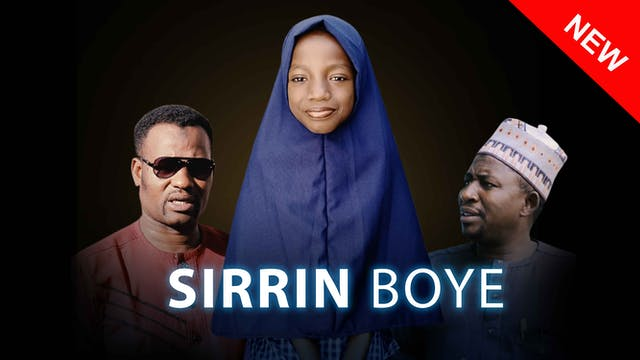 Sirrin Boye | Zango Na 1 | Kashi Na 4