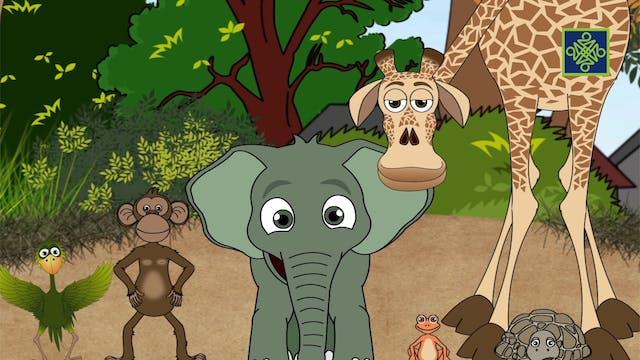 Ubongo Kids | Zango Na Daya (1) | Kas...