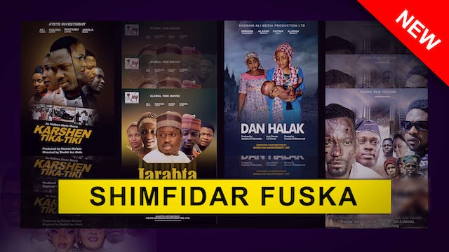 Kannywood Movie |  Shimfidar Fuska