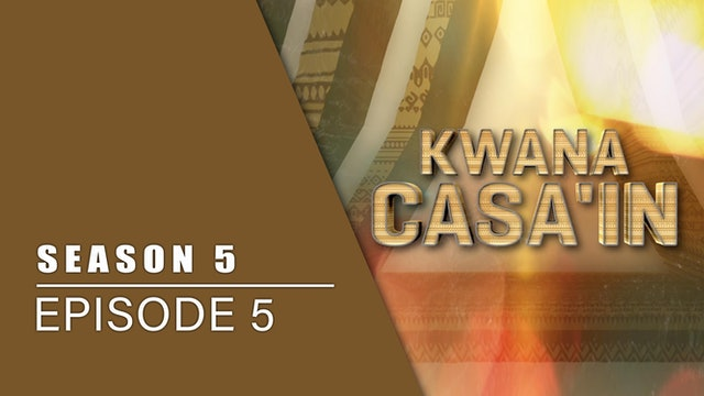 Kwana Casain | Zango Na 5 | Kashi Na 5