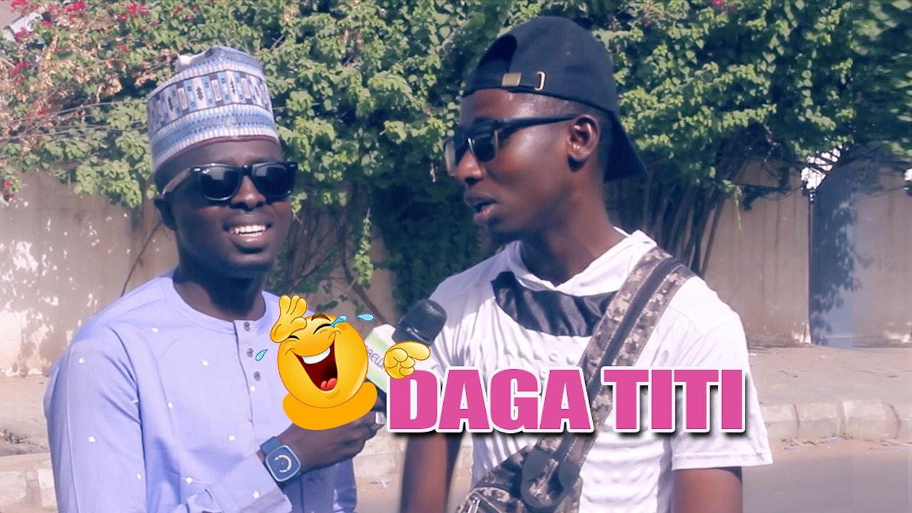 Daga Titi (Street Quiz)