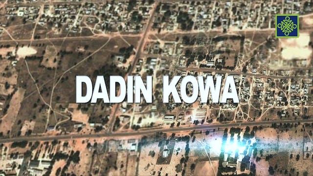 Dadin KowaZango Na 9 Kashi Na 13