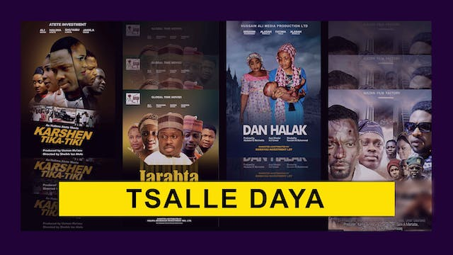 Kannywood Movie |  Tsalle Daya