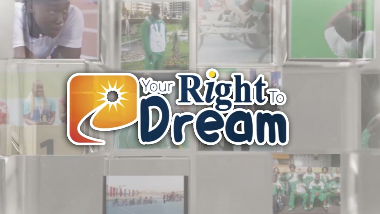 Right To Dream (When Sport Changes Life)