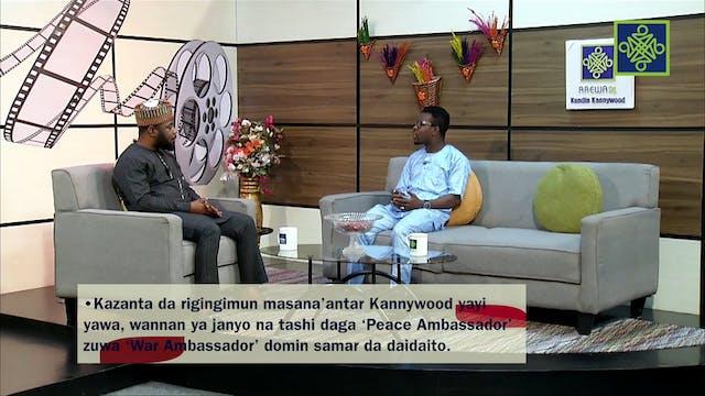 Kundin Kannywood Zango Na 17 Kashi Na 7
