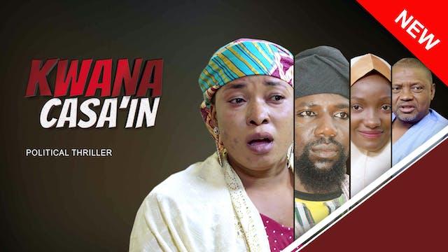 Kwana Casain | Zango Na 5 | Kashi Na 9