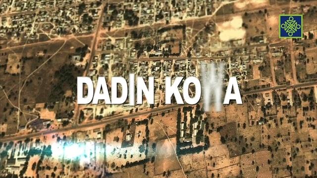 Dadin KowaZango Na 9 Kashi Na 3