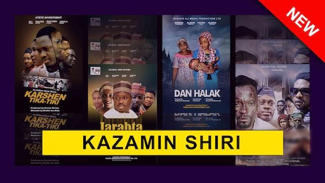 Kannywood Movie   Kazamin Shiri