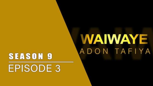 Waiwaye | Zango Na 9 | Kashi Na 3