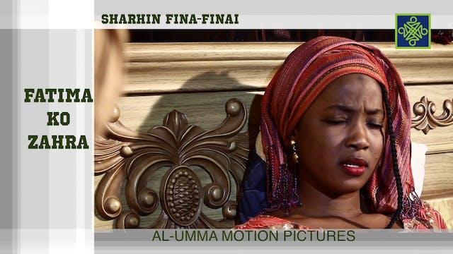 Sharhin Finafinai Episode 13