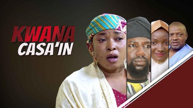 Kwana Casain (Political Thriller)
