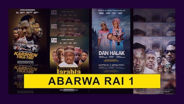 Kannywood Movie |  Abarwa Rai 1