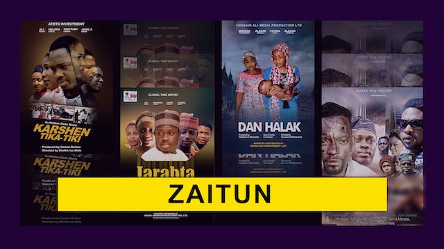 Kannywood Movie | Zaitun