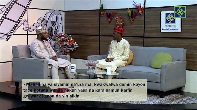 Kundin Kannywood Zango Na 19 Kashi Na 7