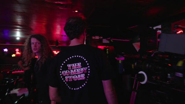 Tour of the Comedy Store