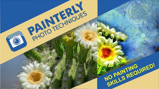 Painterly Photo Techniques
