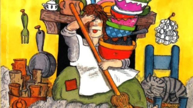 Cenicienta por Barbara Karlin, Ilustrado por James Marshall