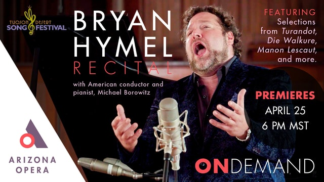 Bryan Hymel Recital