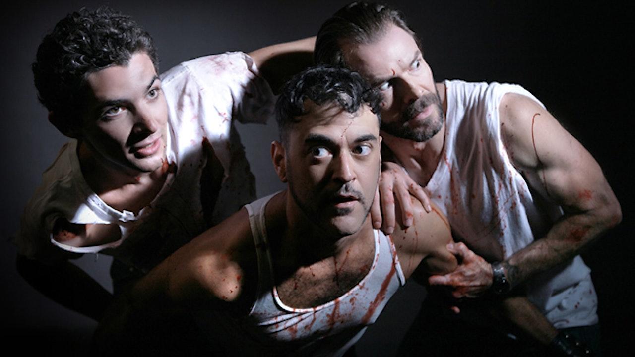 The Gay Bed & Breakfast of Terror