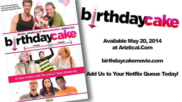 Birthday Cake Promo Spot 3
