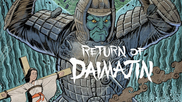 Return of Daimajin (audio-commentary with Tom Mes and Jasper Sharp)