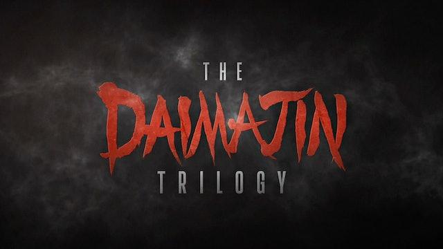 The Daimajin Trilogy - Trailer