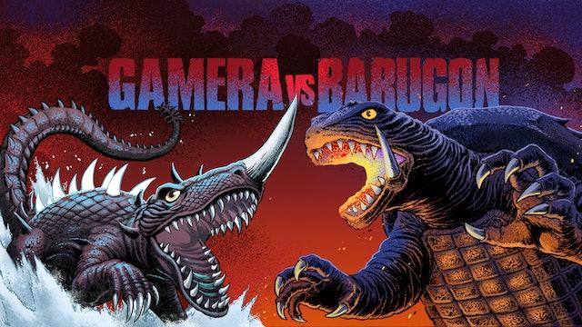 Gamera vs. Barugon