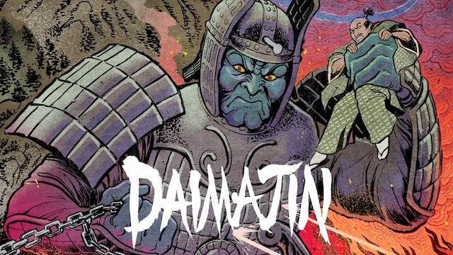 Daimajin (audio-commentary with Stuart Galbraith IV)