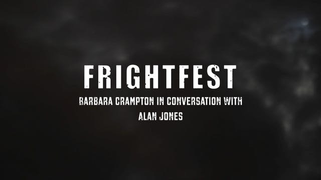 Barbara Crampton in Conversation