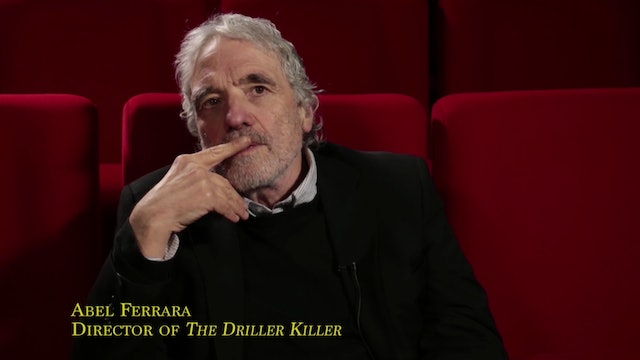 In Conversation with Abel Ferrara