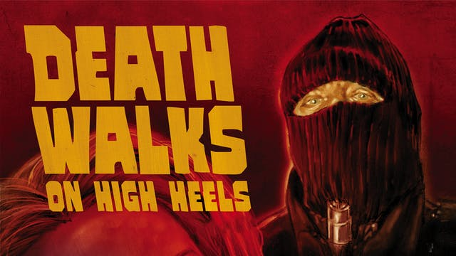 Death Walks on High Heels