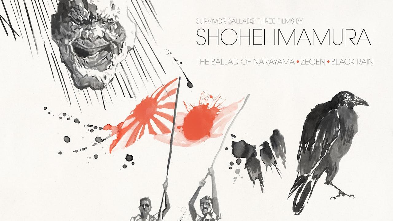 Survivor Ballads: Three Films by Shohei Imamura