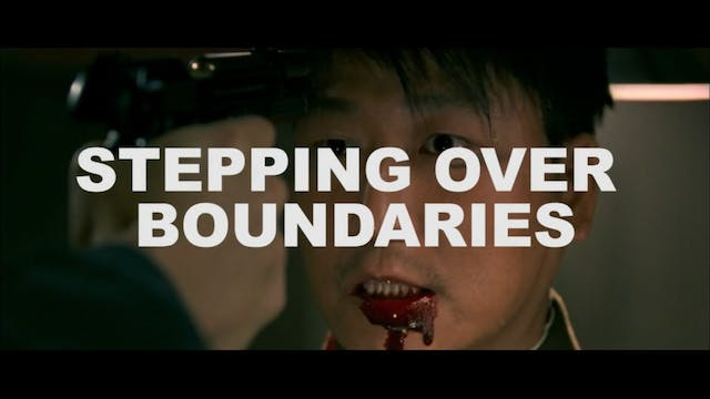 Stepping over Boundaries: Jasper Shar...
