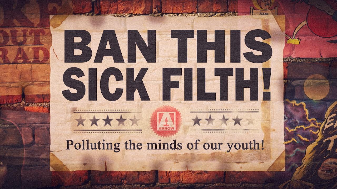 BAN THIS SICK FILTH!