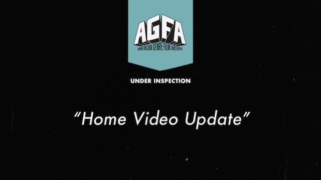 "Under Inspection Series - ""Home Video Update"""
