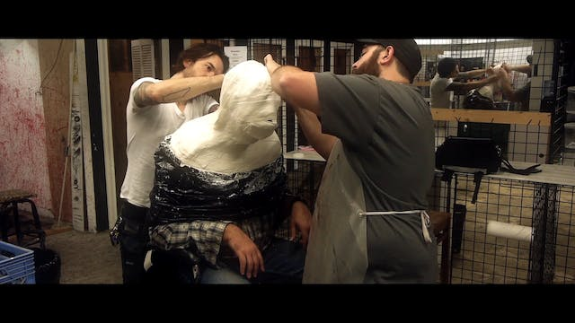 Head-Casting with Jeremy Childs