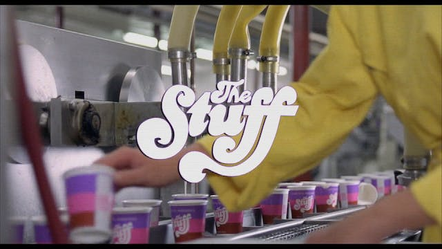 The Stuff - Trailer