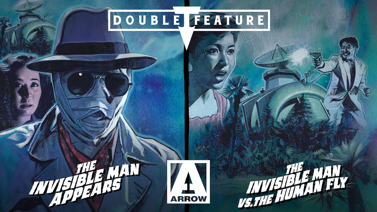 Double Feature: The Invisible Men from Daiei Studios