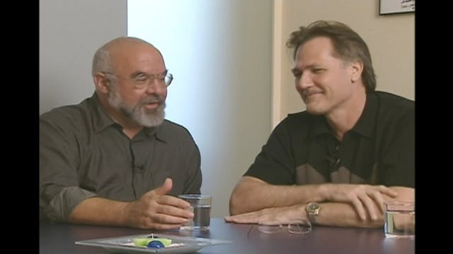 Director Stuart Gordon and producer B...
