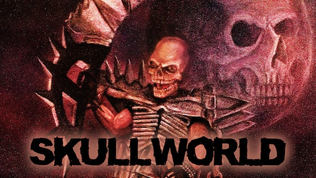 Skull World - Audio commentary with Justin McConnell and Greg Sommer