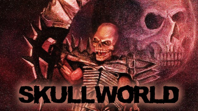 Skull World - Audio commentary with J...