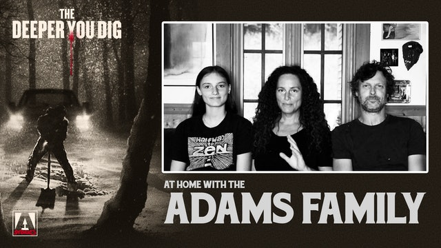 At Home With The Adams Family