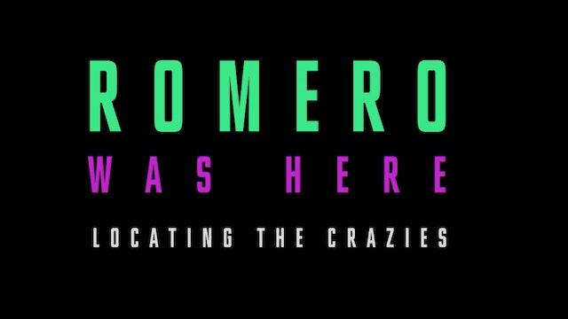 Romero Was Here: Locating The Crazies
