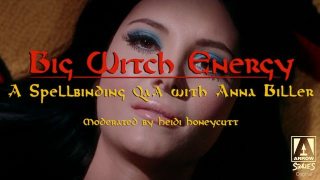 Big Witch Energy: A Spellbinding Q&A ...