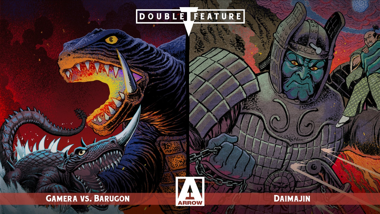 Double Feature: Giant Monsters Duel